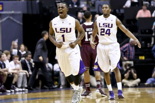 LSU Looks to 'Steal' a Win at Kentucky on Saturday