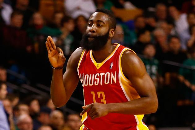 Rockets Beat Hornets 100-82