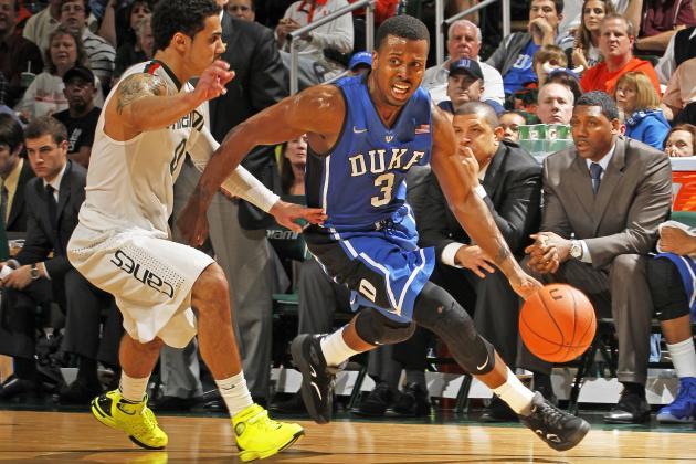 Maryland vs. Duke: Keys for Blue Devils to Get Bounce-Back Win