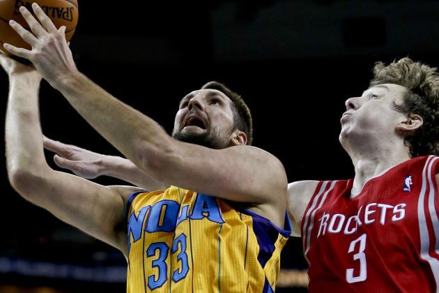 Hornets.com Postgame: Rockets 100, Hornets 82