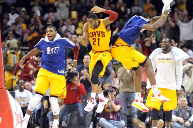 Reserves and Kyrie Irving Help Cavaliers Top Milwaukee 113-108