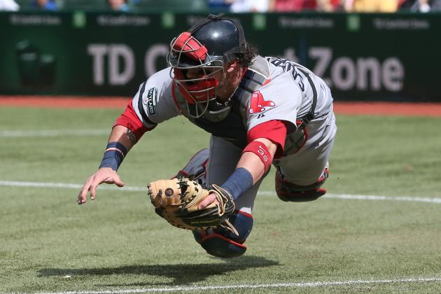 MLB Teams That Could Try to Trade for One of the Red Sox's Catchers
