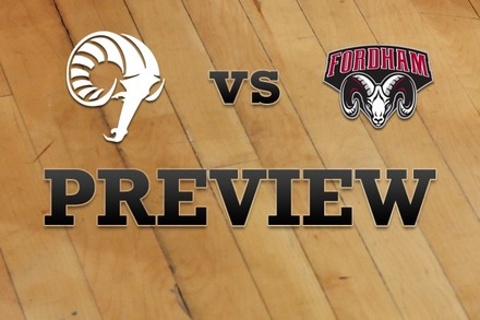 Rhode Island vs. Fordham: Full Game Preview