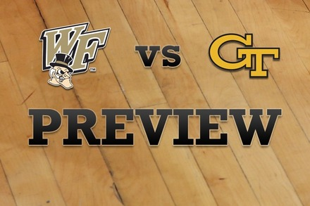Wake Forest vs. Georgia Tech: Full Game Preview