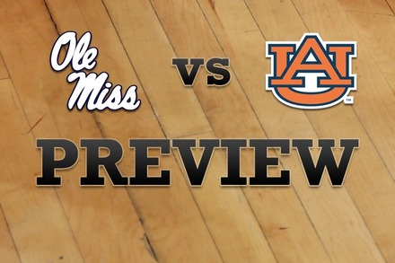 Mississippi vs. Auburn: Full Game Preview