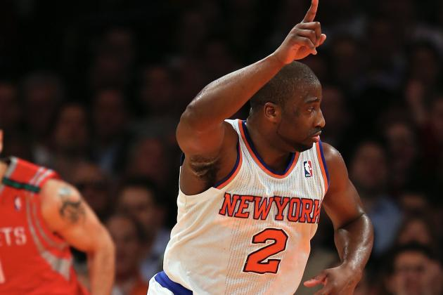 Raymond Felton's Return Will Spark NY Knicks Back to Contender Status