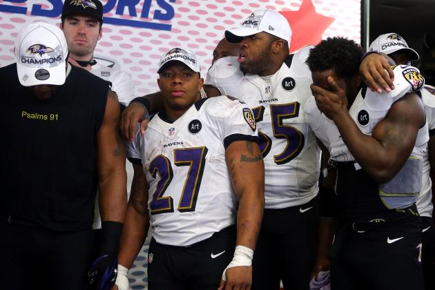 Super Bowl 2013: Head-to-Head Matchups That Will Determine NFL Champion