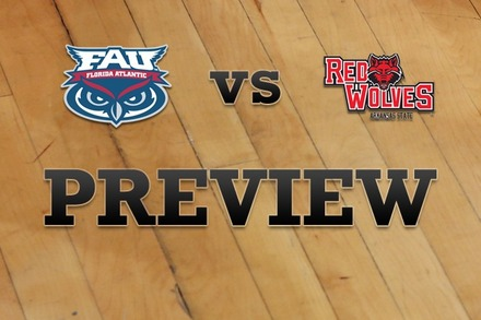 Florida Atlantic vs. Arkansas State: Full Game Preview