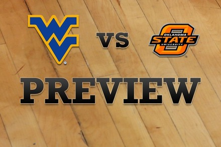 West Virginia vs. Oklahoma State: Full Game Preview