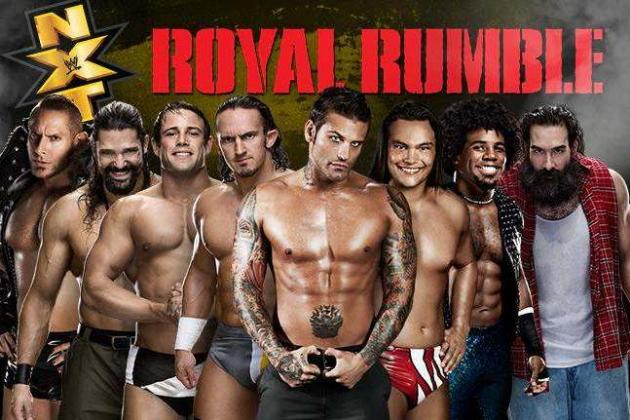 WWE: NXT Tournament for Royal Rumble Spot a Smart Decision