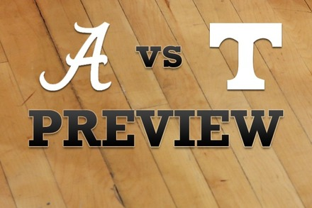 Alabama vs. Tennessee: Full Game Preview