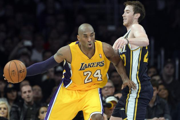 Lakers Win Big Against Jazz During Season Opener 102-84