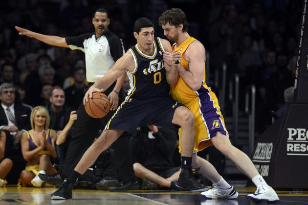 Utah Jazz Blown out by Not-so-Lowly Los Angeles Lakers, 102-84