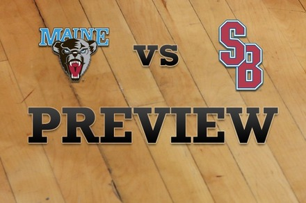 Maine vs. Stony Brook: Full Game Preview