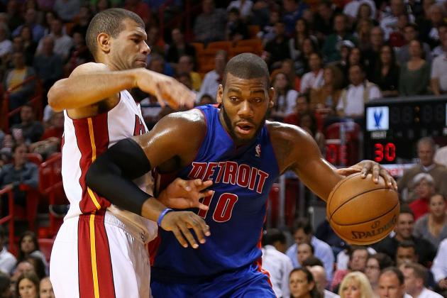 Heat Withstand Big Day from Pistons' Greg Monroe