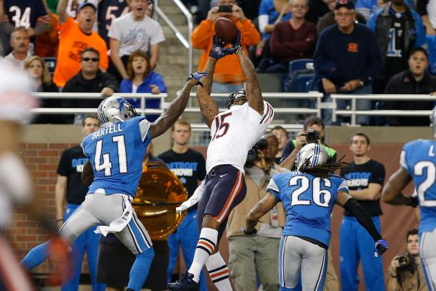 Chicago Bears: Wide Receiver and Tight End Targets in the Offseason