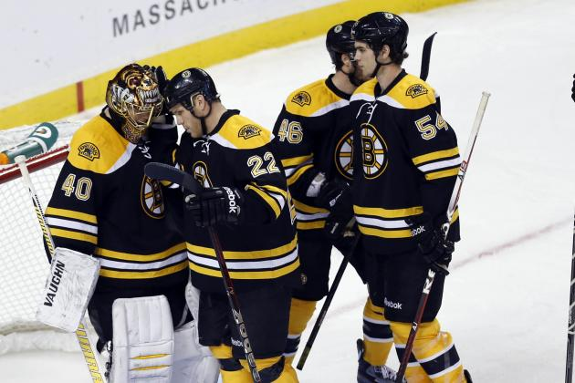 Chara Helps Bruins Rip Islanders, Stay Unbeaten