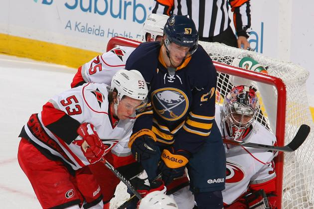 'Canes Sweep Home-and-Home Set from Sabres