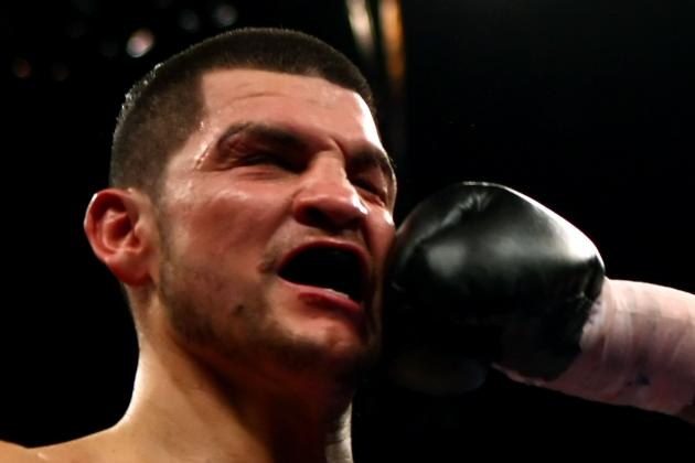 Friday Night Fights: Bryan Vera TKOs Sergiy Dzinziruk in 10, Calls for Golovkin