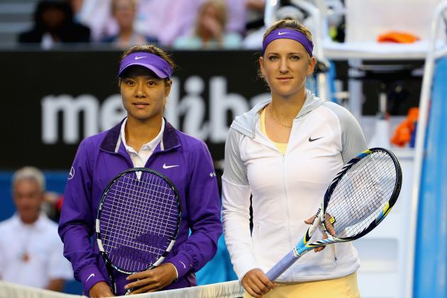 Azarenka vs. Li Na in the Australian Open Final: The Stakes