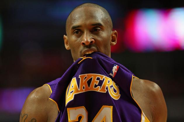 Kobe Talks Lakers, Dwight After Utah Win