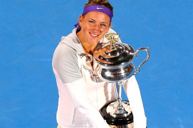 Victoria Azarenka Beats Li Na to Win 2nd Straight  Australian Open Title