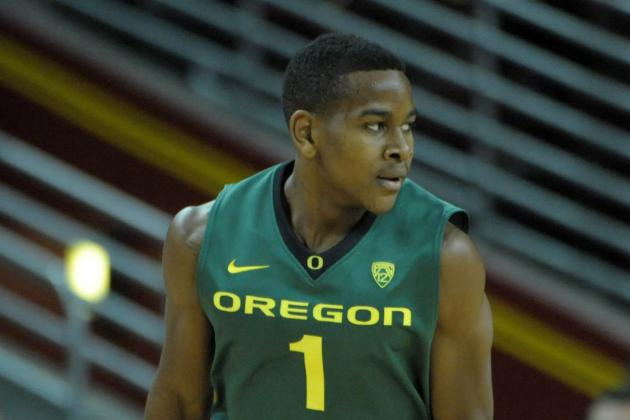 Foot Injury Keeps Dominic Artis out of Oregon's Lineup Today Against Huskies