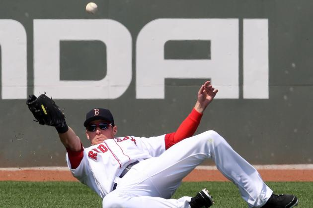 2013 Boston Red Sox: Team Signs Outfielder Ryan Sweeney to Minor League Deal