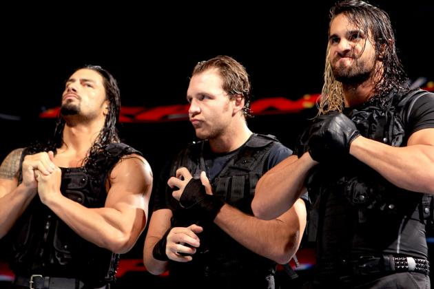 WWE Must Keep The Shield Out of the Royal Rumble Match