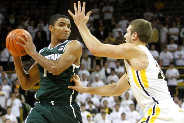 Michigan State's Gary Harris' Indiana Ties Take Center Stage