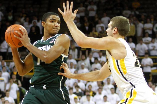 Michigan State's Gary Harris' Indiana Ties Take Center Stage