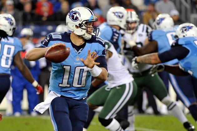 Jake Locker Saw Greatness in 49ers QB