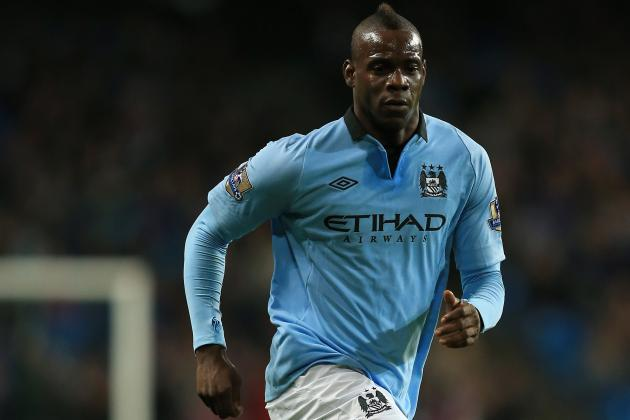 Mario Balotelli's Agent Has Refused to Rule out a Move Away from Manchester City