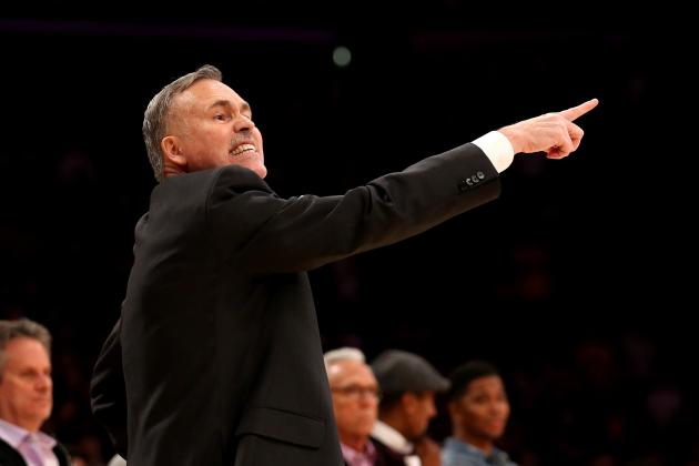 Mike D'Antoni Talks Lakers: 'I'm Trying to Do My Job'