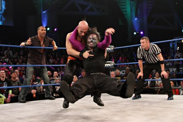 TNA News: Did Impact! Wrestling See Another Increase in Viewership?