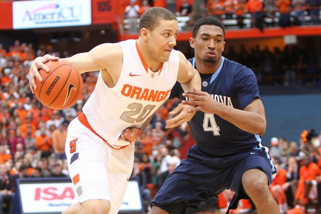 ESPN Gamecast: Syracuse vs. Villanova