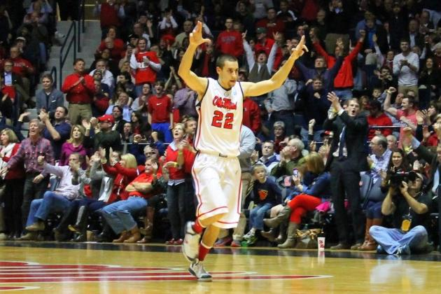 Ole Miss Rebels, Marshall Henderson Preparing for SEC & NCAA Tournament Runs