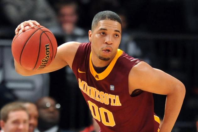 Gophers' Basketball Reserves Running Low on Impact