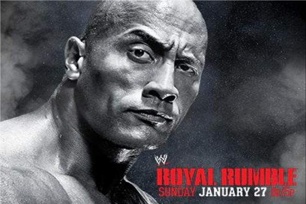 2 Former WWE Superstars Rumored to Be in AZ for Royal Rumble