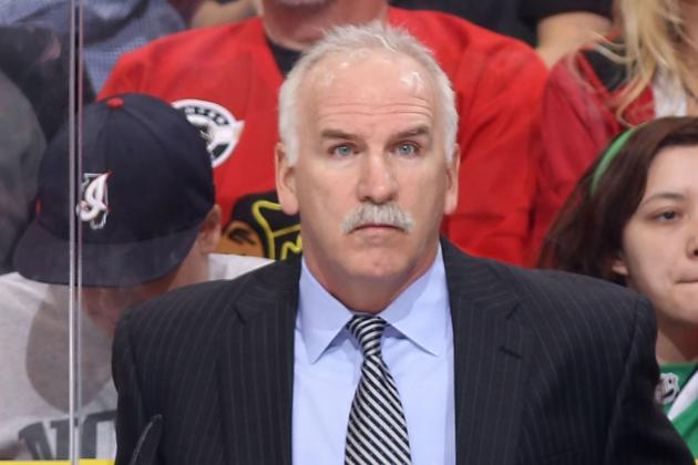 Joel Quenneville Sensed Chance for Chicago Blackhawks' Fast Start in Camp