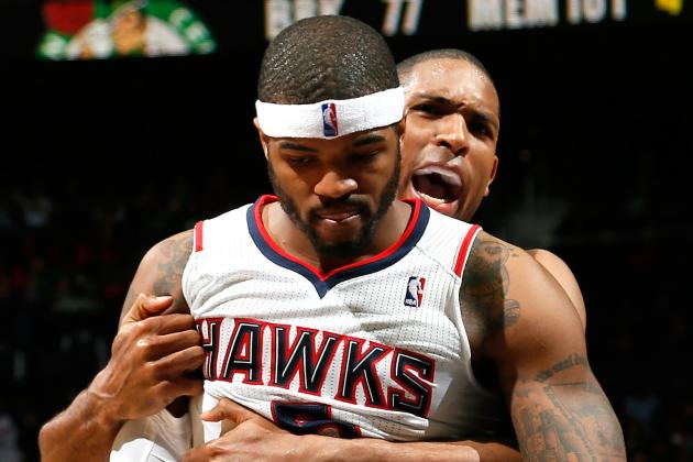 Josh Smith Seeks Maximum Level Contract