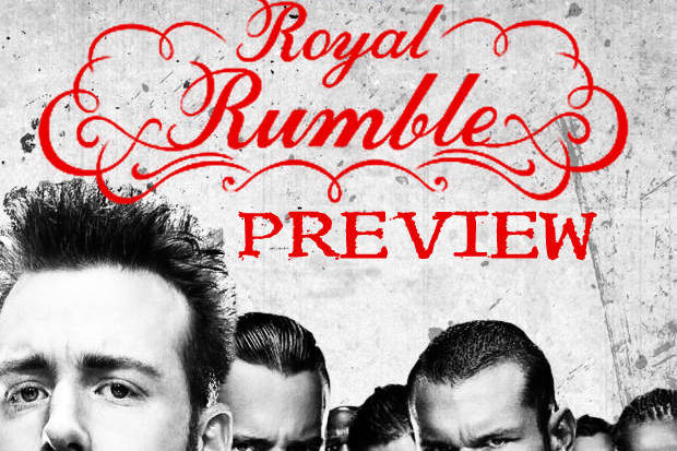 WWE Royal Rumble Preview: The Rock & John Cena Will Be Big Winners