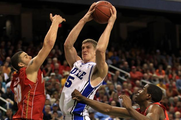 Duke Bounces Back with Big ACC Win over Maryland