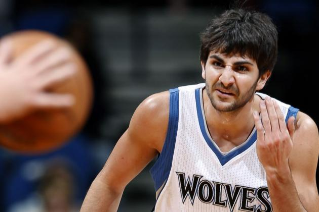 Tweet of the Night: Ricky Rubio