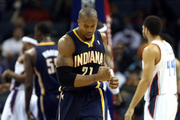Indiana Pacers: Did David West Deserve to Be an All-Star?
