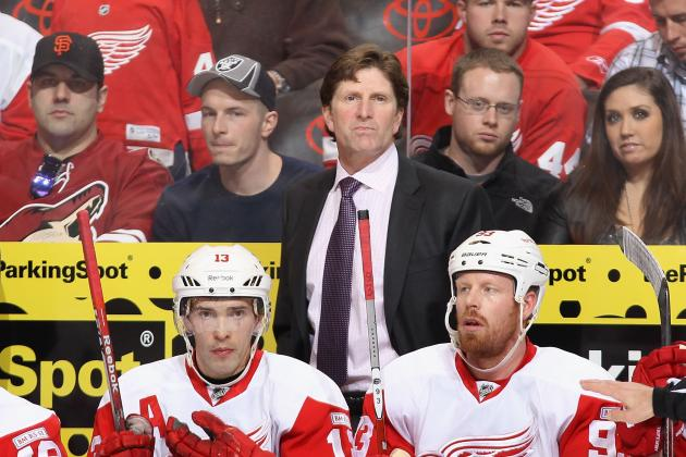 Detroit Red Wings: Mike Babcock's Legacy Will Be Defined by 2012-13 Season