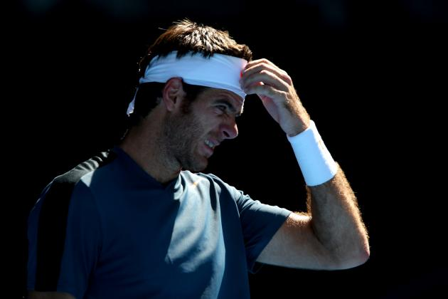 Australian Open 2013: Showcasing Biggest Disappointments in Melbourne
