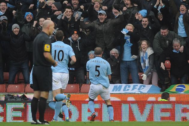 Rating the Man City Players Against Stoke City in FA Cup 4th-Round Action