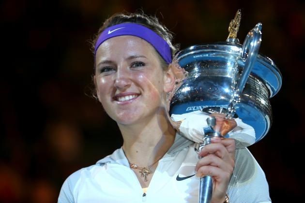 Australian Open 2013: Victoria Azarenka's Win Puts Her Among Elite Women Ever