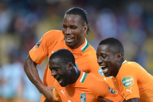Football: Ivory Coast on Cusp of Quarter-Final